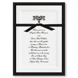 Renaissance Wedding Invitations