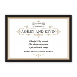 Sterling Wedding Invitations