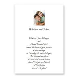 Sweet Memories Wedding Invitations