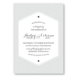 Tweed Wedding Invitations