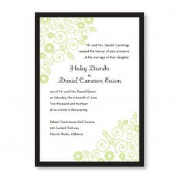 Wedding Bliss Wedding Invitations