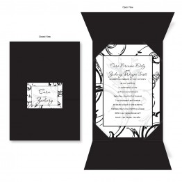 Wrapped in Love Wedding Invitations