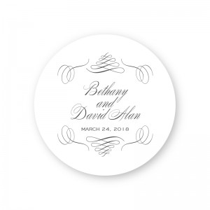 Luxe Round Coasters