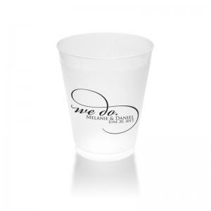 10 oz Frosted Tumbler
