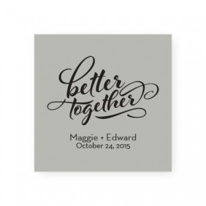 Better Together Favor Tags