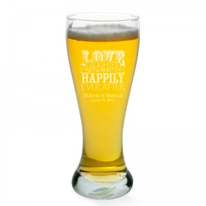 Love Laughter and Happily Pilsner