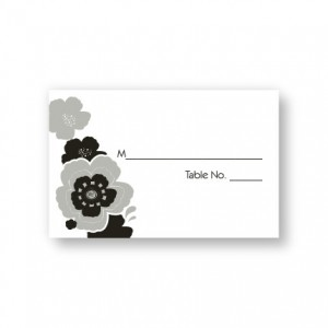 Charisma Seating Cards