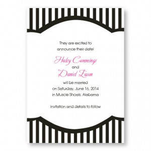 Mayfair Save The Date Cards