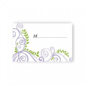 Radiant Vines Seating Cards