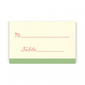 Addie Seating Cards