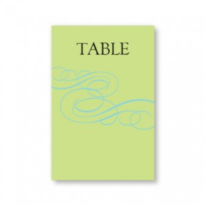 Layken Table Cards