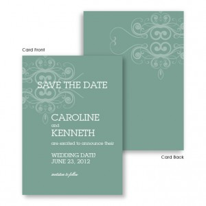 Livy Save The Date Cards