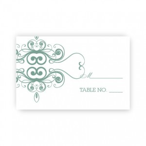 Livy Seating Cards