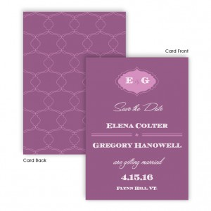 Laine Save The Date Cards
