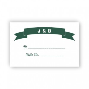 Avery Seating Cards