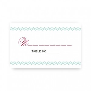 Monroe Seating Cards