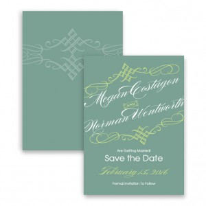 Bailey Save The Date Cards