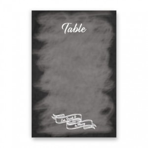 Delaney Table Cards