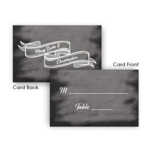 Delaney Seating Cards