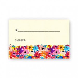 Maysie Seating Cards