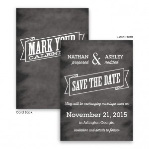 Reyna Save The Date Cards