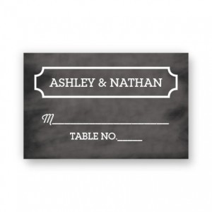Keely Seating Cards