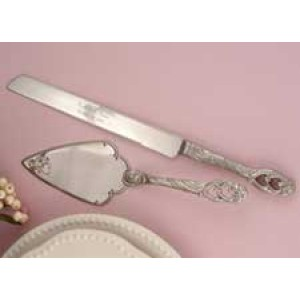 Sterling Heart Server Set