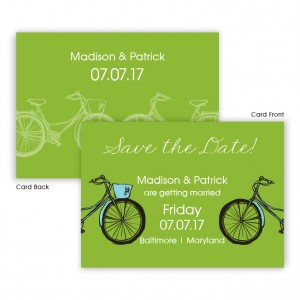 Blake Save The Date Cards