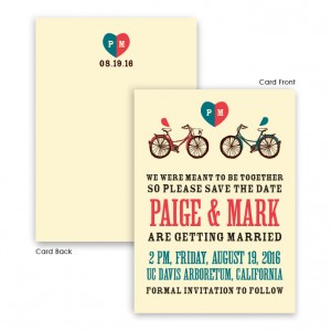 Sawyer Save The Date Cards