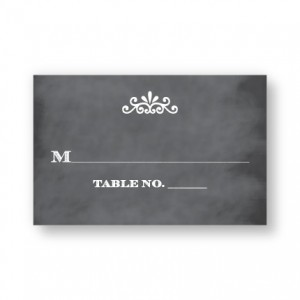 Tarryn Seating Cards