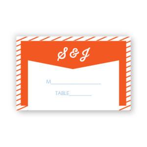 Anya Seating Cards