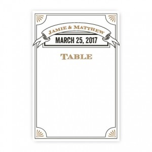 Alexa Table Cards