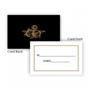Laura Seating Cards