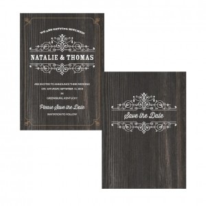 Helena Save The Date Cards