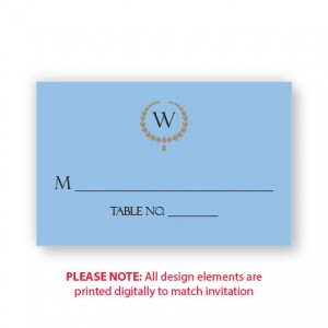 Elise Seating Cards