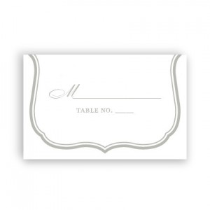 Catherine Seating Cards