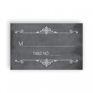 Mara Seating Cards