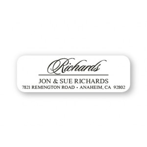 Avalon Address Labels