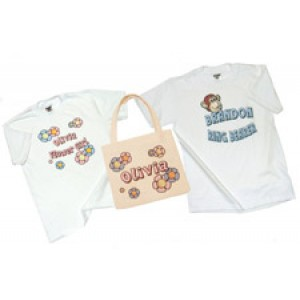 Flower and Ring Bearer T-Shirts
