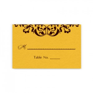 Sabrina Seating Cards