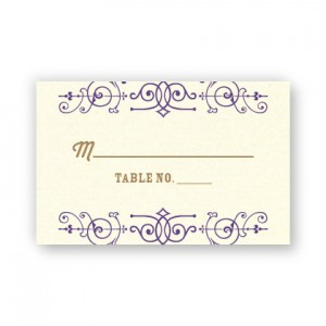 Helena Thermography Favor Tags