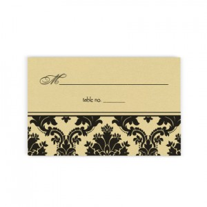 Clarissa Seating Cards