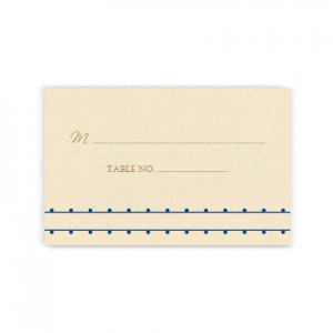 Annie Seating Cards
