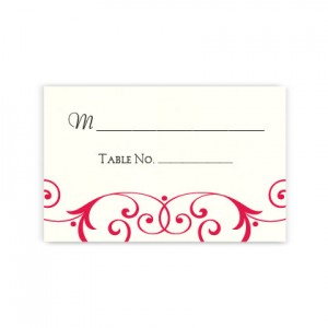 Gabriella Seating Cards