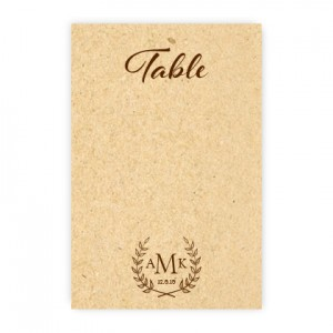 Laurel Table Cards