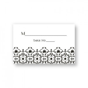 Enchantment Seating Cards