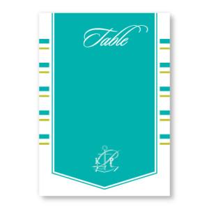 Anchor Table Cards