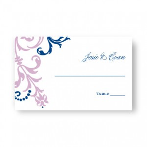 Josie Seating Cards