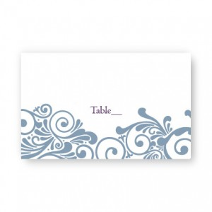Henna Seating Cards