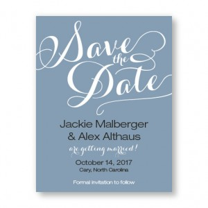 Darling Save The Date Cards